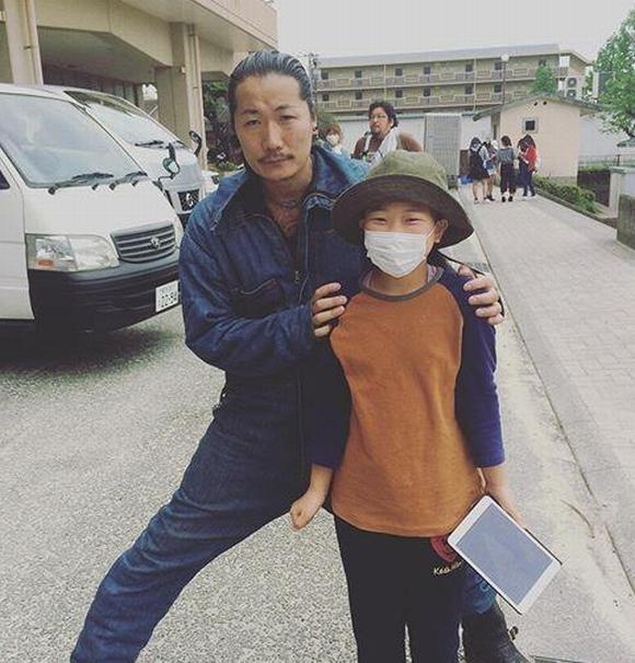 Candle JUNEさんと広末涼子さんとの子供の画像