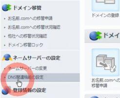 Seesaaブログ(無料シーサーブログ)に独自ドメインを設定する方法2