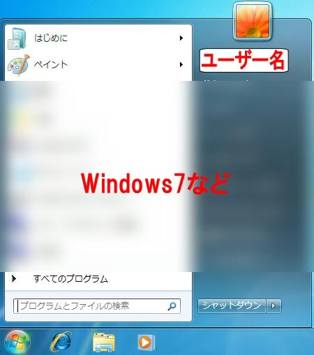 ウィンドウユーザー名はここ!Windows10・8・7・VistaやXPでログオンユーザ名を確認する方法